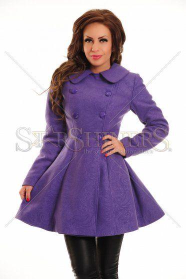 Palton LaDonna Be Elegant Purple