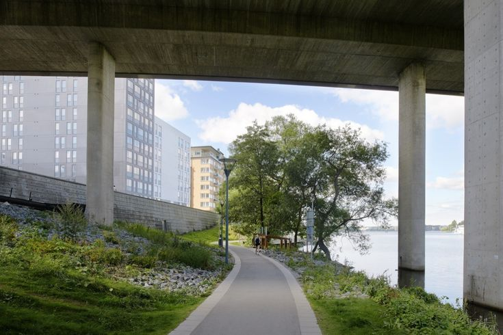 Gallery of Hornsbergs Strandpark / Nyréns Arkitektkontor - 8