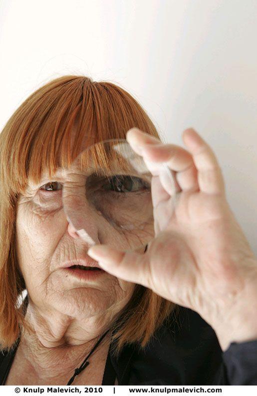 letizia battaglia, 2010/ the 'magic eye' series by knulp malevich