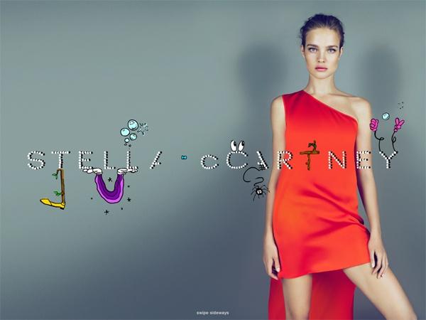 High #fashion & high #technologies #StellaMcCartney #application