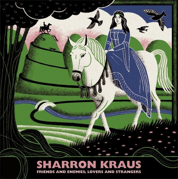 Sharron Kraus - Friends And Enemies; Lovers And Strangers at Discogs