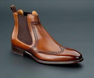 Carlos Santos Shoes, Europe's leading men's shoe manufacturer