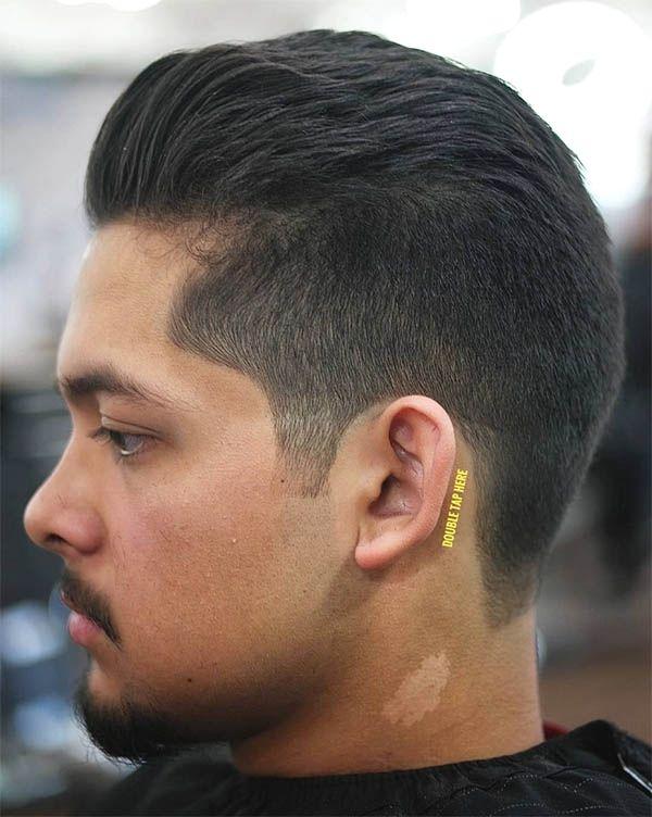 Low Fade Slick Back Haircut For Men Slick Back Haircut Low Fade Haircut Haircuts For Men