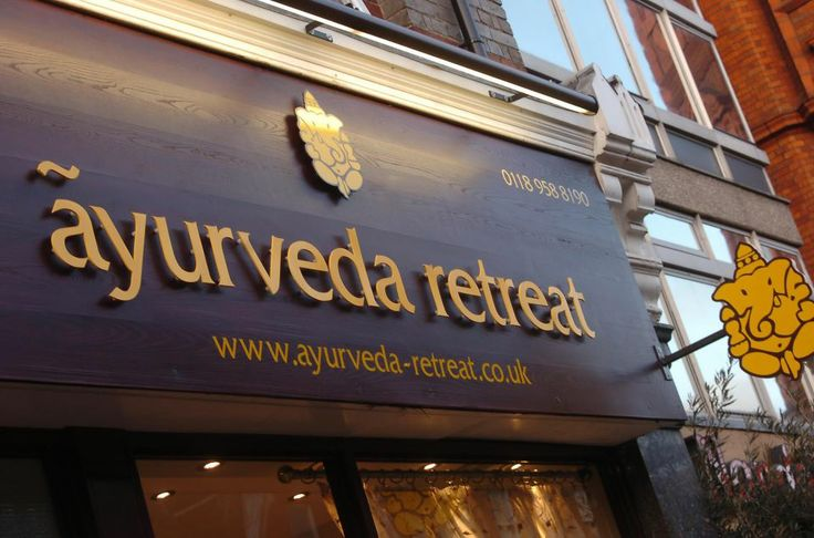 Luxurious Ayurvedic massages brought to Reading town centre via Ancient India! www.ayurveda-retreat.co.uk