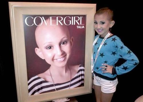 I do not know how many People Know Thalia she is a young YouTube person who loves make up and has been on the Ellen show and they Made her a Cover girl. I do not know what kind of cancer she has but I do know she has a couple didfferent kinds. she has had a rel asp, blood transfusions everyday, radiation and in all this pain she find a way to smile. If you do believe in pray take a second and pray for her and her family. Thank you