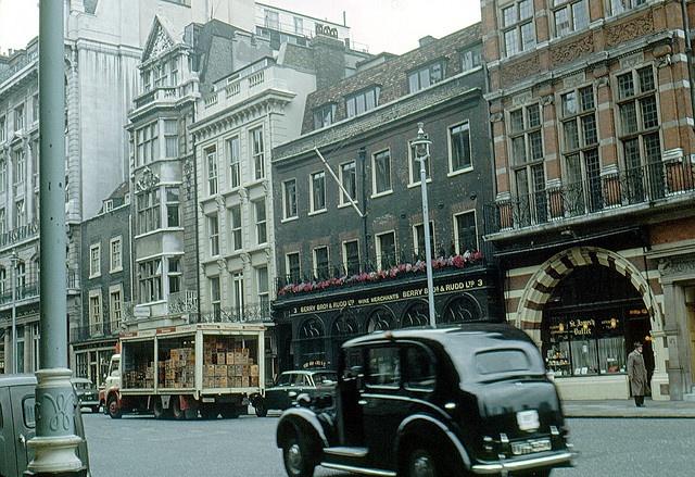 1967 London, England