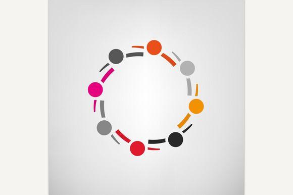 Teamwork Sign by Double Brain on @creativemarket