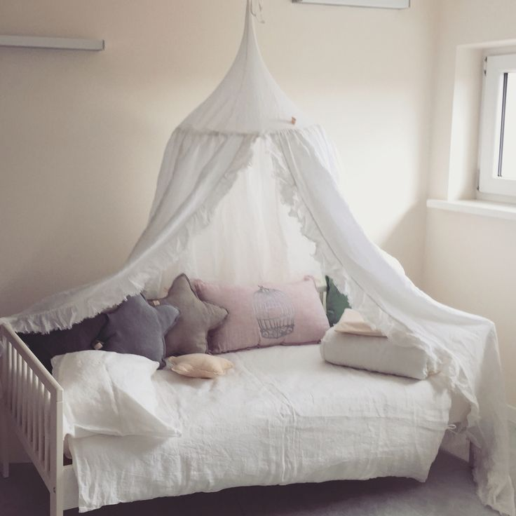 Mosquito Net & 17 Best images about Linen canopy for babykids on Pinterest ...