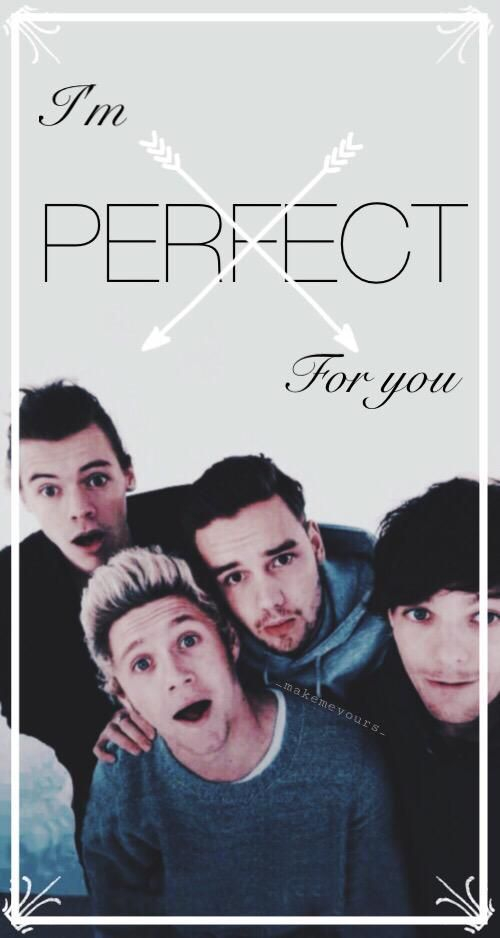 Lockscreen. Perfect - One Direction
