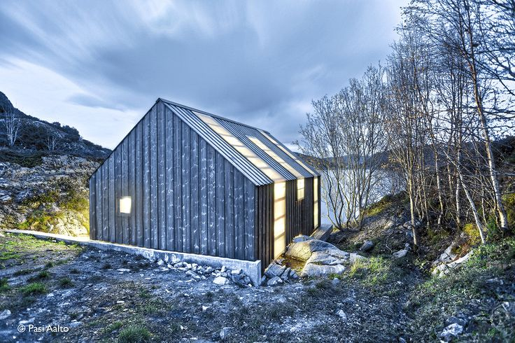 """TYIN tegnestue architects, """"Naust paa Aure"""", Norway 2011.  Sustainable renovation. Boundaries 5: Architecture and Recycling http://bookstore.boundaries.it"""