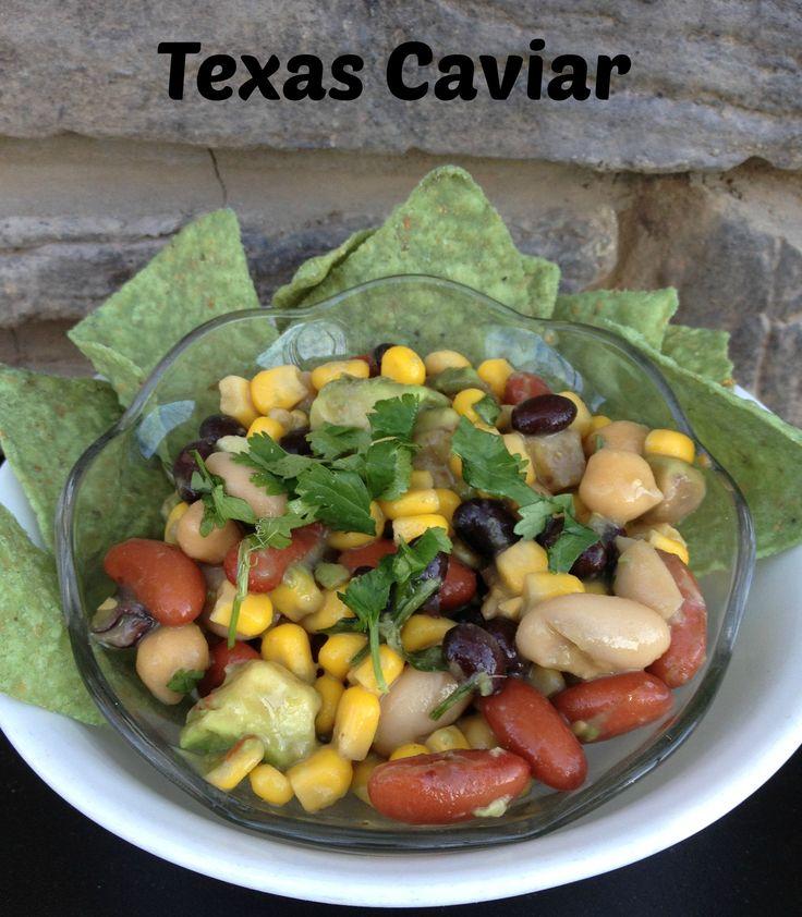 Texas Caviar Recipe | http://just2sisters.com/texas-caviar-recipe/