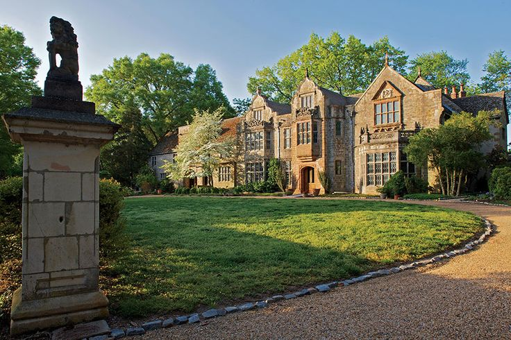 Your Guide to Tudor Architecture in America   Architectural Digest