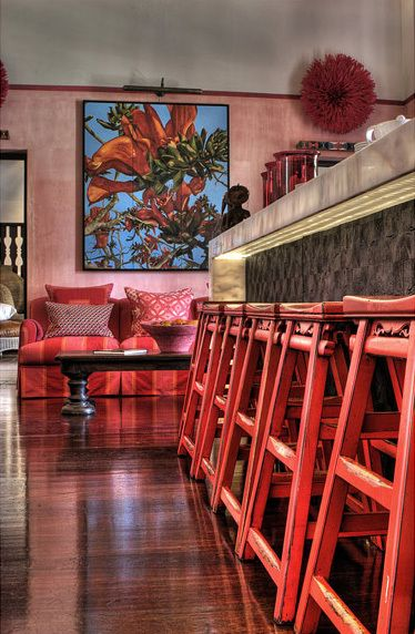Hout Bay Manor, Bar & Lounge - Cape Town #chic #african
