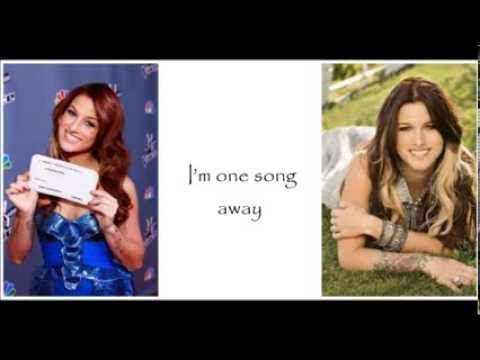 One song away-Casadee Pope