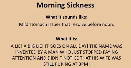 Just what does morning sickness truly feel like. http://www.when-does-morning-sickness-start.com/what-does-morning-sickness-feel-like.html the truth on morning sickness