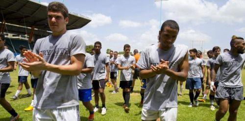 Pruebas abiertas del Puerto Rico FC para reclutar jugadores....