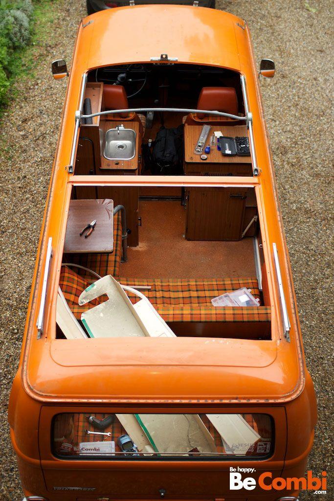 VW camper bus