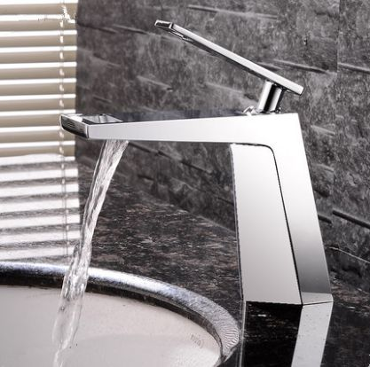 127 best Bathroom Sink Faucets images on Pinterest | Bathroom sink ...