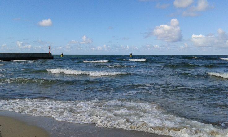 Baltic Sea in September