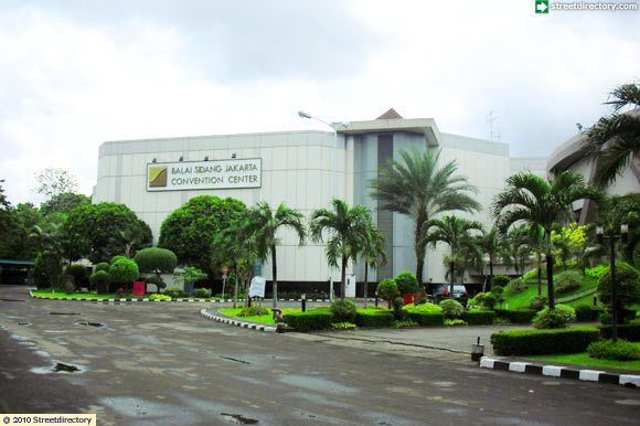 Jakarta Convention Center (JCC)