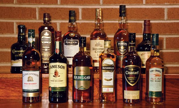 Get your Irish on this St. Paddy's Day and check out some old favorites and new arrivals of whiskeys from the Emerald Isle. Sláinte!