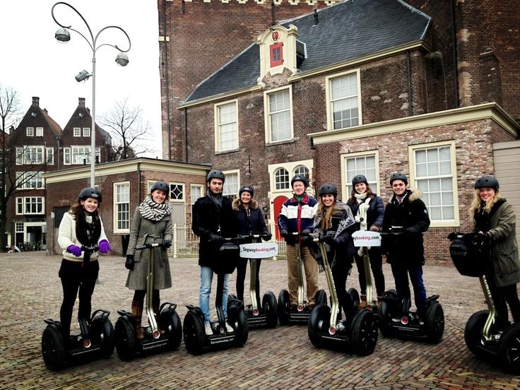 Segway PT Noordermarkt Amsterdam