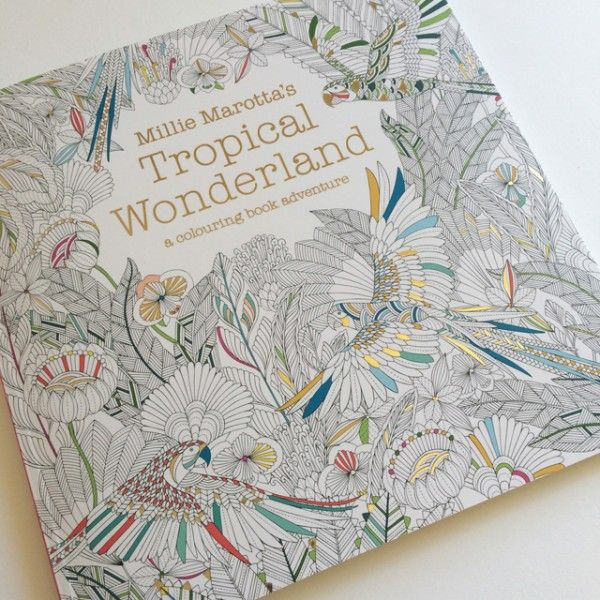 Animal Kingdom Colouring Book Waterstones Best Images About Millie Marotta Inspiration On