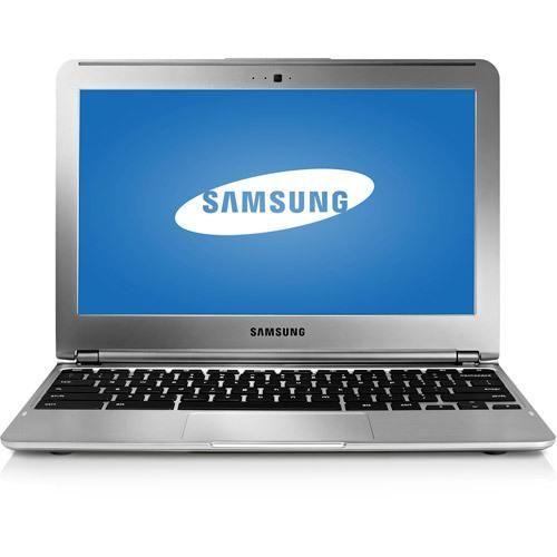 "Samsung Silver 11.6"" Chromebook PC with Samsung Exynos 5 Dual Processor and Google Chrome Operating"