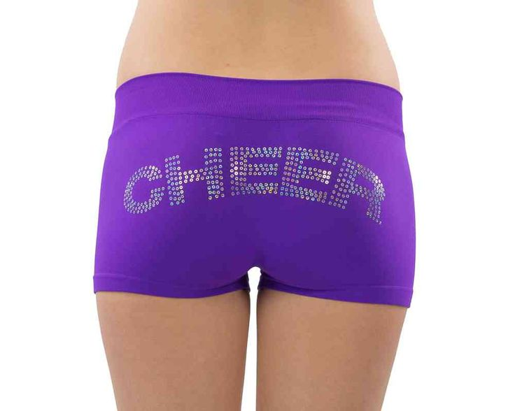 Spandex Shorts for Cheer