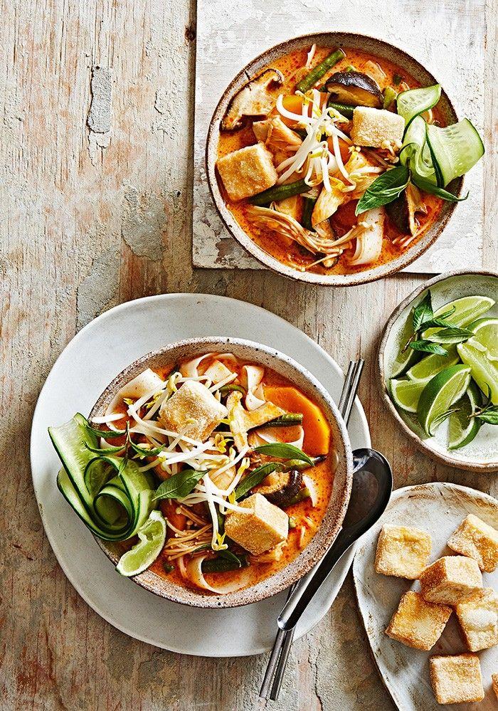 Vegetable Laksa | MiNDFOOD