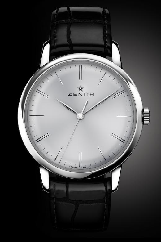 """Eine gute, schlichte Uhr mit neuem, verfeinertem Werk stellt Zenith vor. Die """"Verjüngungskur"""" des ehemaligen 'Uhrwerk des Jahres' von 1994 findet Ausdruck im Modell """"Elite 6150"""", benannt nach dem gleichnamigen Kaliber, das in ihr tickt. Das Elite-Kaliber war in den Neunziger Jahren dazu gedacht, dem berühmten El Primero-Chronographenwerk einen Bruder im Geiste zur Seite zu stellen: Robust, ausdauernd, elegant, auch wenn unzählige Uhren tadellos mit dem Werk laufen. Nur eben war es keine…"""
