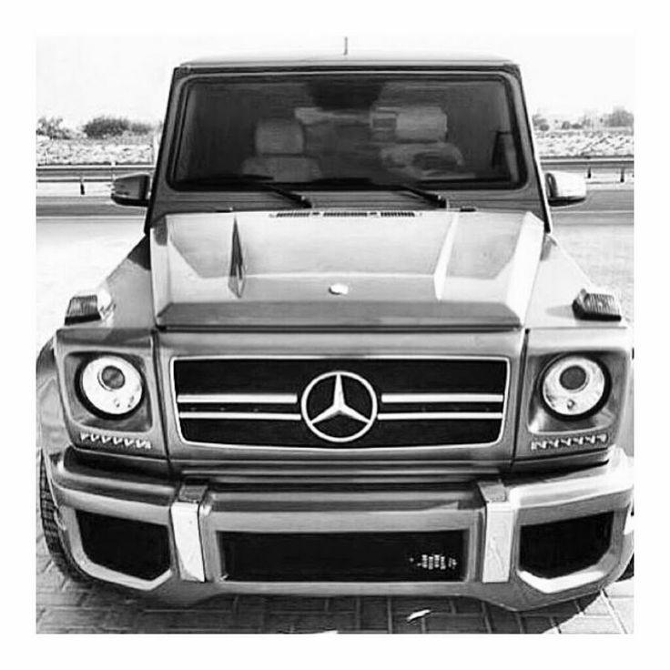 """Fashion Statements By Q: Mercedes G-AMG """"G-Wagon"""""""