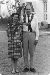 whitesmokeahoy: Leonard Cheshire & Sue Ryder - wedding-day prayer