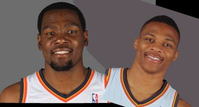 #Raptors To Face Russell Westbrook & Kevin Durant In Toronto
