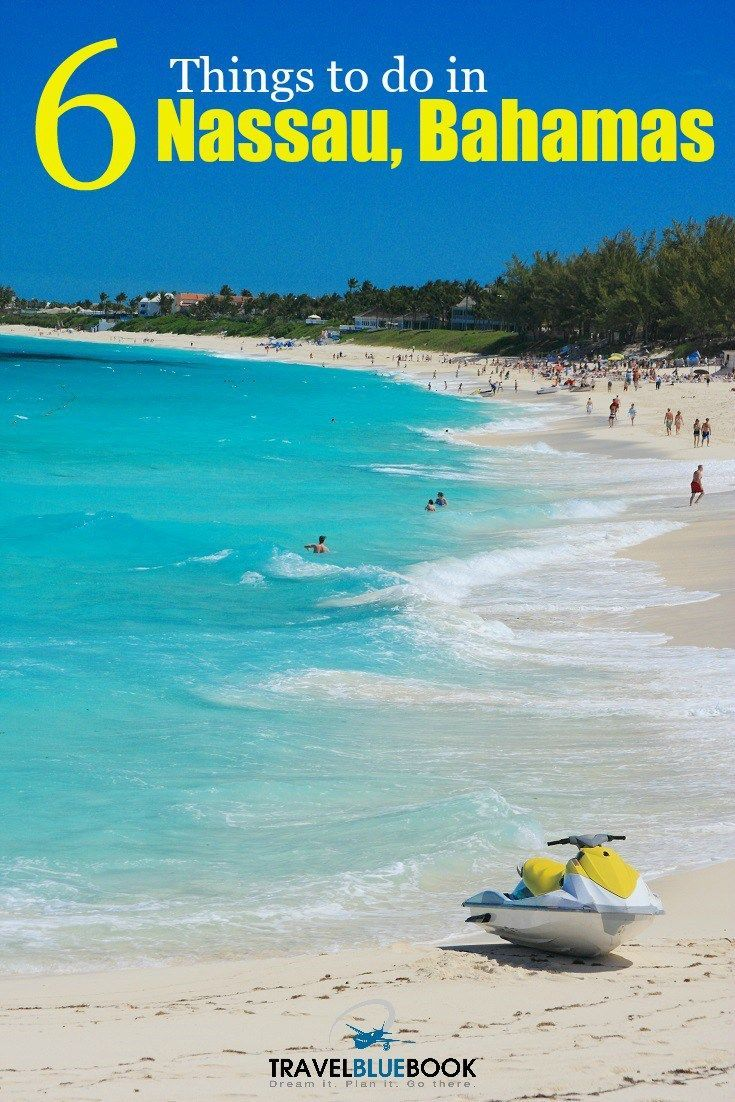 The best things to do in Nassau, Bahamas include unique Bahamian experiences and free days at the beach. Here are 6 of our favorites!