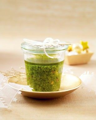 Walnuss-Chili-Pesto Rezept
