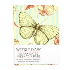 Weekly Diary | Paper Products Online