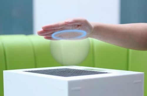 Sound Sculpting Lets You Feel 3D Holograms (VIDEO) [Holographic Technology: http://futuristicnews.com/tag/holographic/]