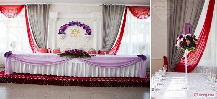 """""""Nunta in Style"""" - Королевская свадьба, Кишинёв, Молдова"""