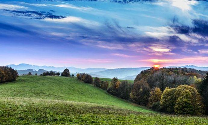 Chřiby hills (South Moravia), Czechia #nature #Czechia #landscape