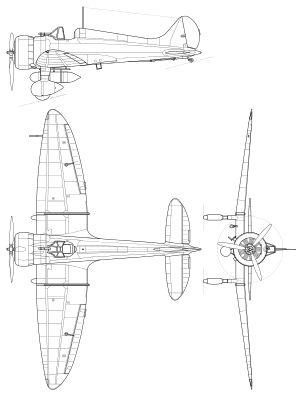 Mitsubishi A5M.svg