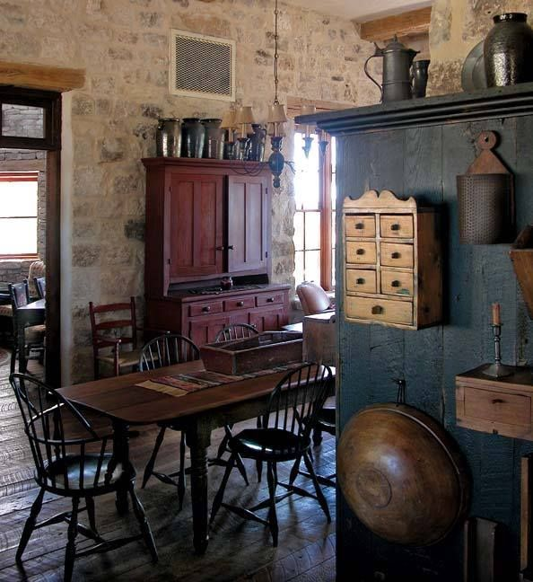 Country Home Decor Catalogs: 20 Inspiring Primitive Home Decor Examples
