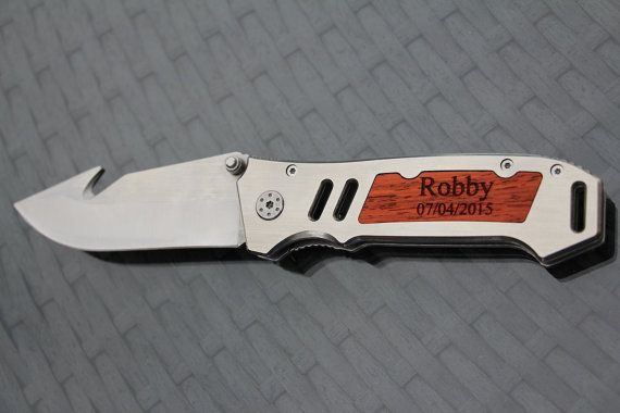 8 Spring Assisted Folding Pocket Knives by EverythingDecorated