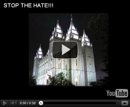 Gay GOP presidential candidate Fred Karger ends campaign; posts 'Stop the Hate' video aimed at Mormon Church