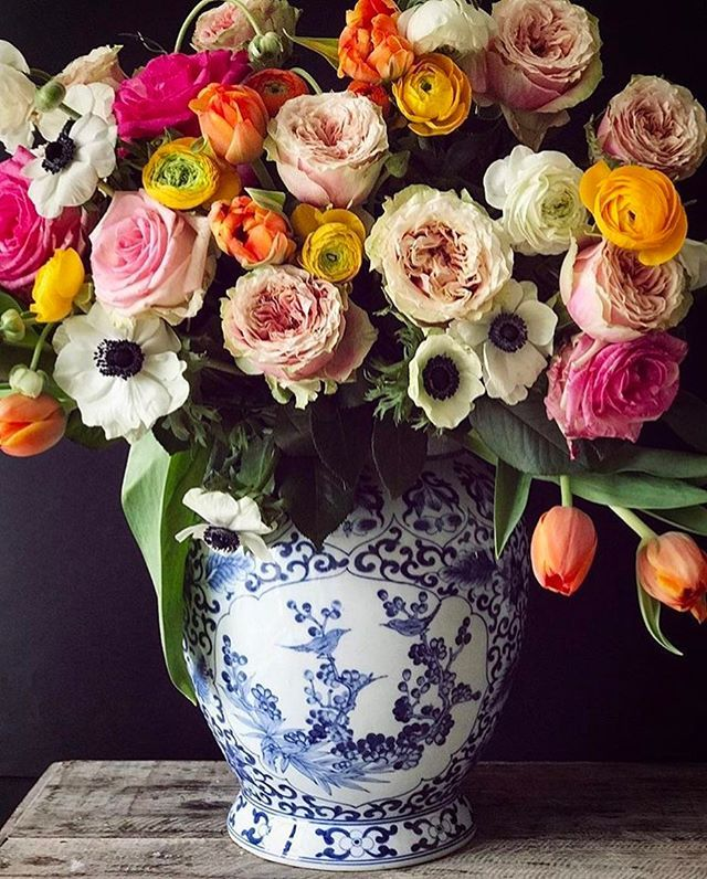 Habitually Chic Pleasure In Arranging: 17 Best Ideas About Blue And White On Pinterest
