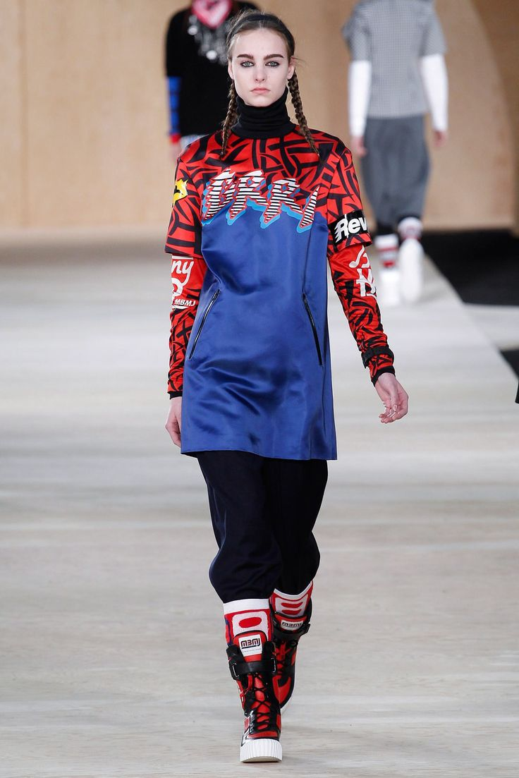 Marc by Marc Jacobs Fall 2014 Ready-to-Wear Fashion Show - Estella Brons