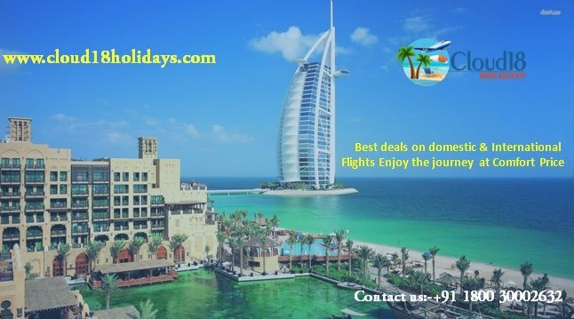 If you are looking forward to surprise your spouse one of your dream destinations, then take cheap #holiday #packages to #Dubai without any fear of heavy costs. So enjoy the trip without wasting time and book flights in advanced to avoid all kinds of uncertainty that may affect your exciting journey. These portals also provide cheap airfares for their customers.