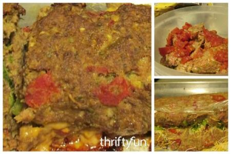 Stuffed Meatloaf Recipes