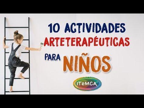 10 actividades de arteterapia para niños - YouTube American Slang Words, Online Art, Activities For Kids, Acting, Mindfulness, 1, Study, Teacher, Education