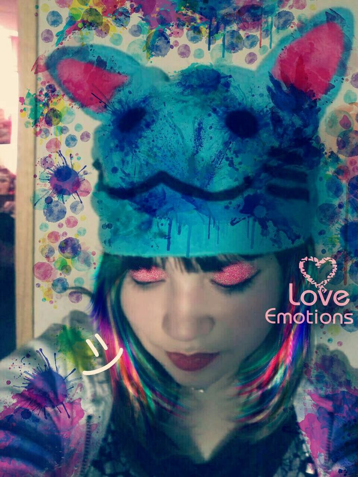 #loveemotions #colorhair #colorfull